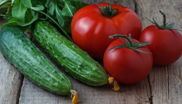 tomate-concombre
