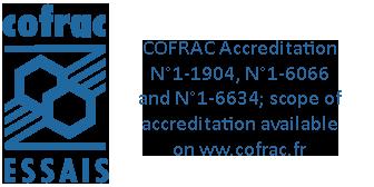 Cofrac laboratoire phytocontrol